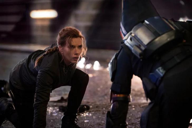 Фото №4 - Стоит ли смотреть «Черную Вдову» Marvel: рецензия без спойлеров