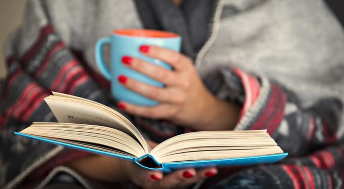 Целительное чтение для ноябрьских вечеров