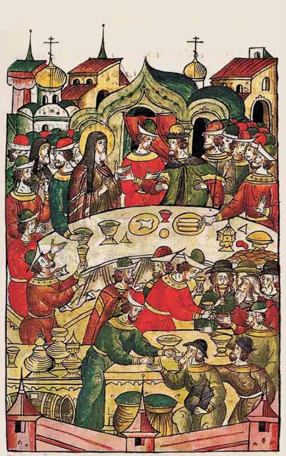 Фото №1 - Голод 1230 года: самый страшный голод на Руси