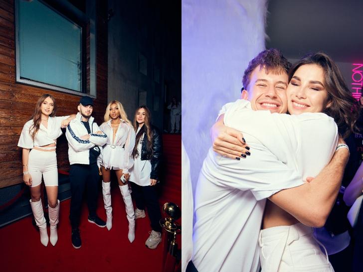 Фото №1 - Егор Шип, Даня Милохин, Марьяна Ро и Ваня Дмитриенко— кто еще отрывался на дне рождения XO Team