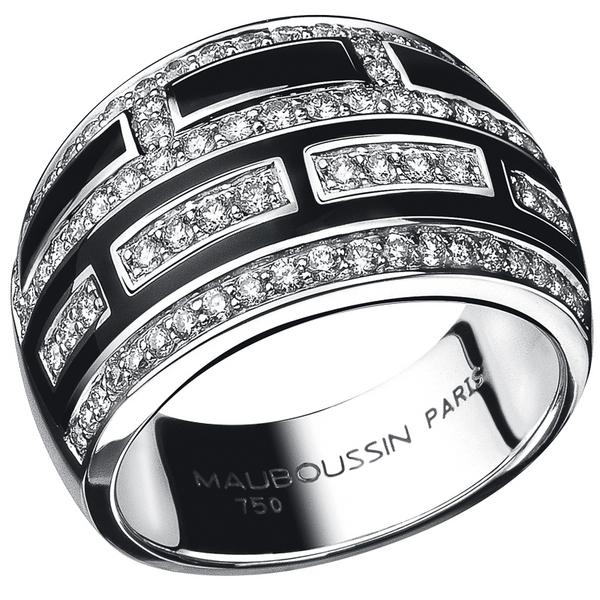 Кольцо, Mauboussin