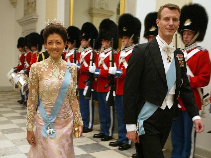 Фото №10 - Невесты из-за границы: принцы и короли, нашедшие свою любовь в другой стране