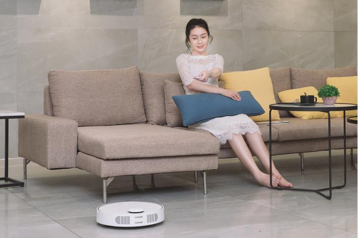 Фото №1 - Флагманский робот-пылесос 360 S9 с функцией влажной и сухой уборки уже в продаже в России