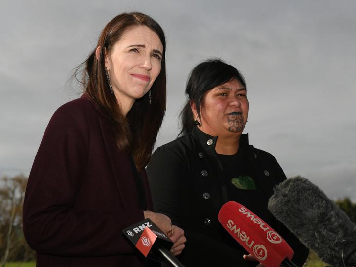 Фото №2 - Самый необычный министр в мире: кто такая Наная Махута— политик из племени маори