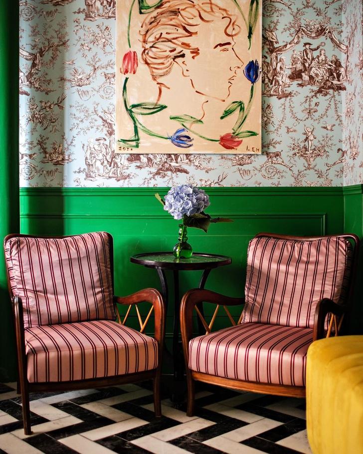 Фото №3 - Отель в Париже по дизайну Люка Эдварда Холла