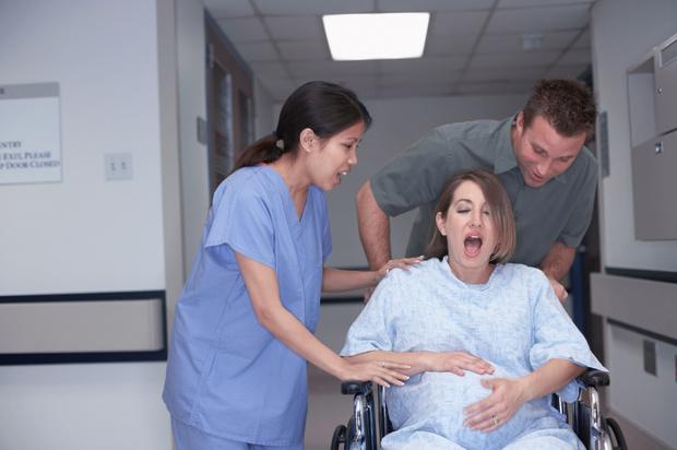 Фото №3 - Что на самом деле происходит с женским телом во время родов