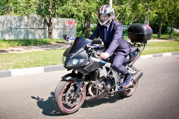 Фото №9 - Байкеры Ульяновска: 15 признаний в любви мотоциклу