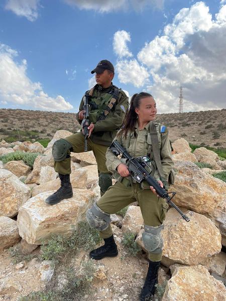 Фото №15 - Как я переехала в Израиль и пошла служить в армию: дневник русской девушки