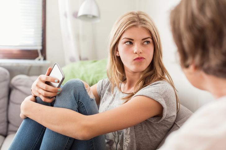 как заставить подростка