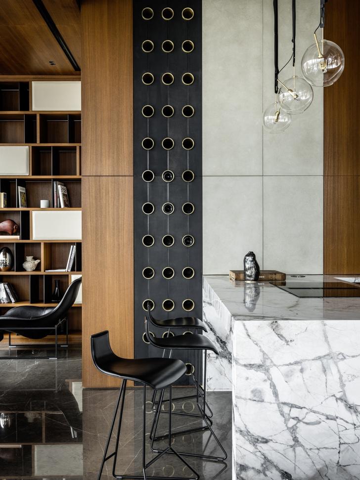 Фото №4 - Квартира 160 м² для бизнесмена в Москве