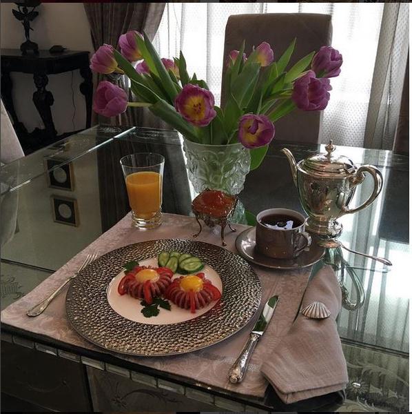 Фото №8 - 10 королевских завтраков Яны Рудковской