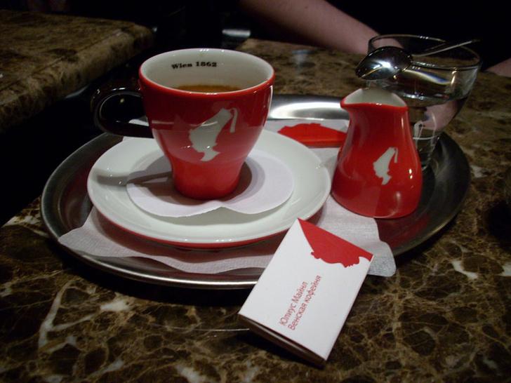 Фото №2 - Первая венская кофейня в Москве