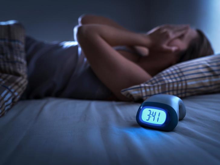 Фото №3 - Что происходит с организмом, когда вы не спите ночью