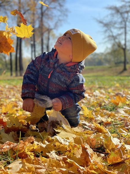 Фото №13 - Детский фотоконкурс «Собираем гербарий»: выбирай лучшее фото