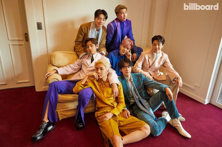 Фото №17 - Самое главное из нового интервью BTS для Billboard 🙌
