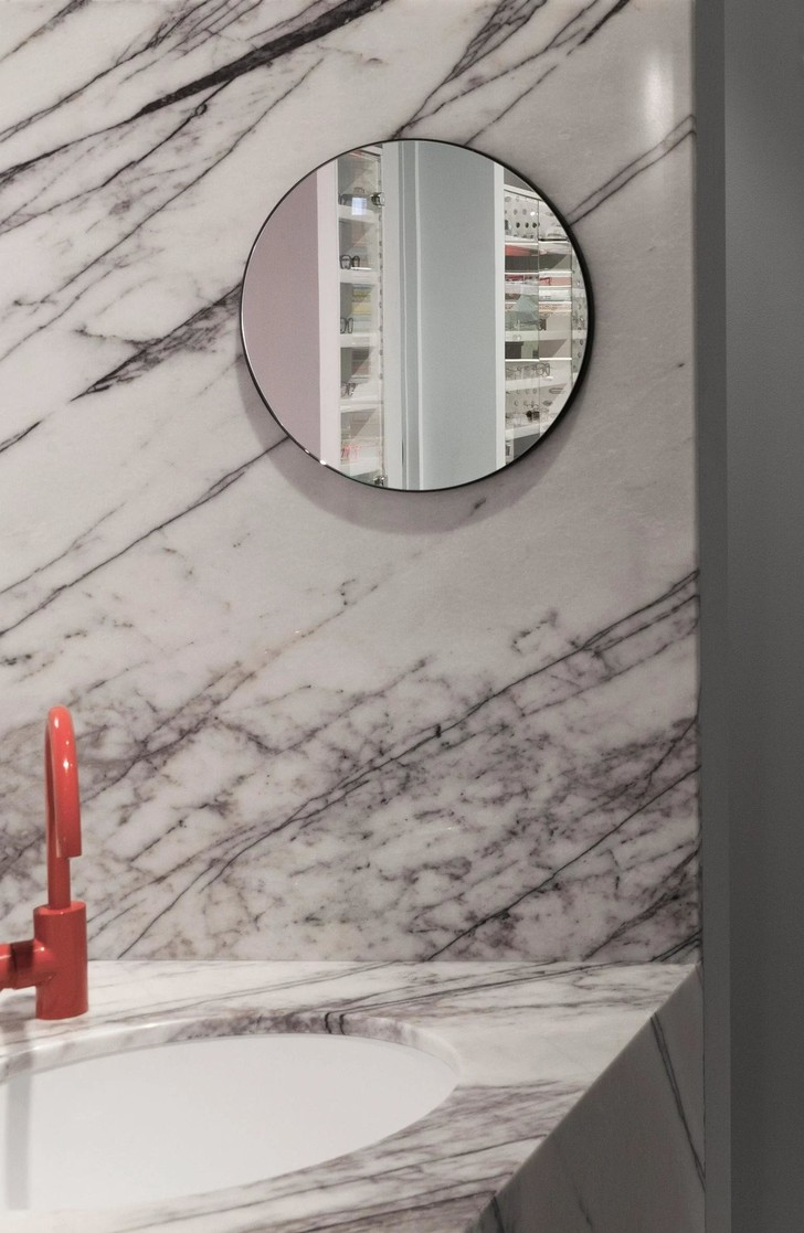 Фото №7 - Оптика в Мельбурне с фасадом из перфорированного алюминия