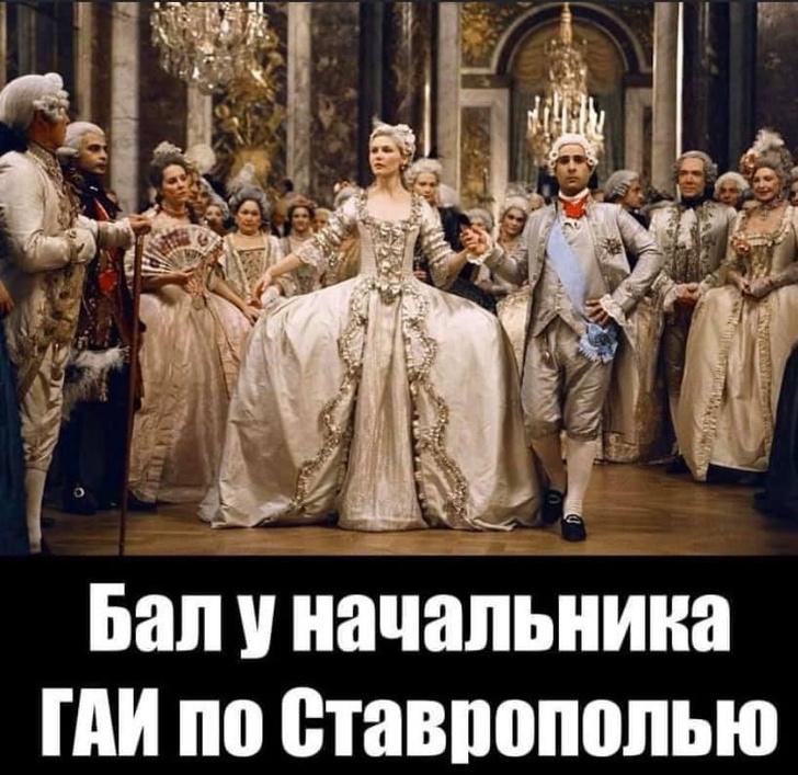 Фото №1 - Вторая часть шуток и мемов про обыск в особняке экс-главы ГИБДД Ставропольского края