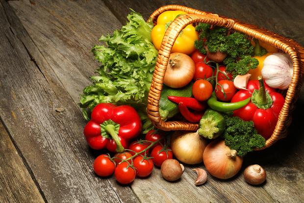 Фото №1 - Свежие фрукты и овощи являются залогом психического благополучия