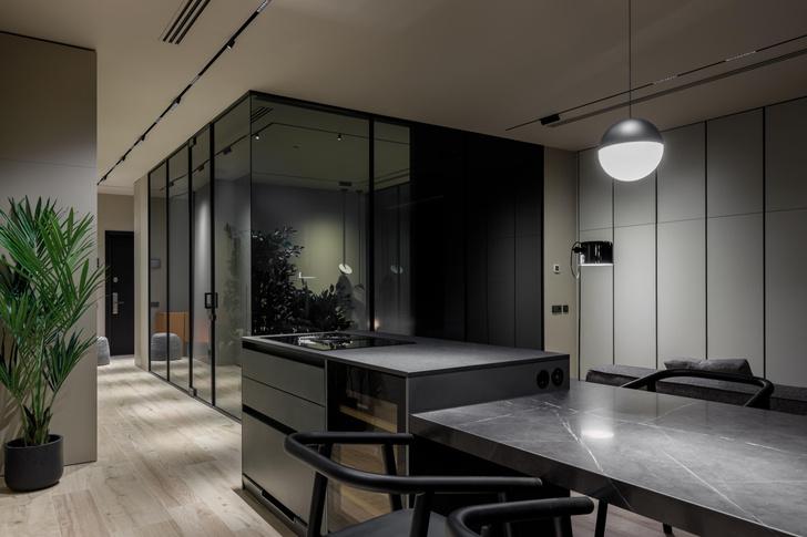 Фото №8 - Апартаменты в аренду со стеклянной спальней