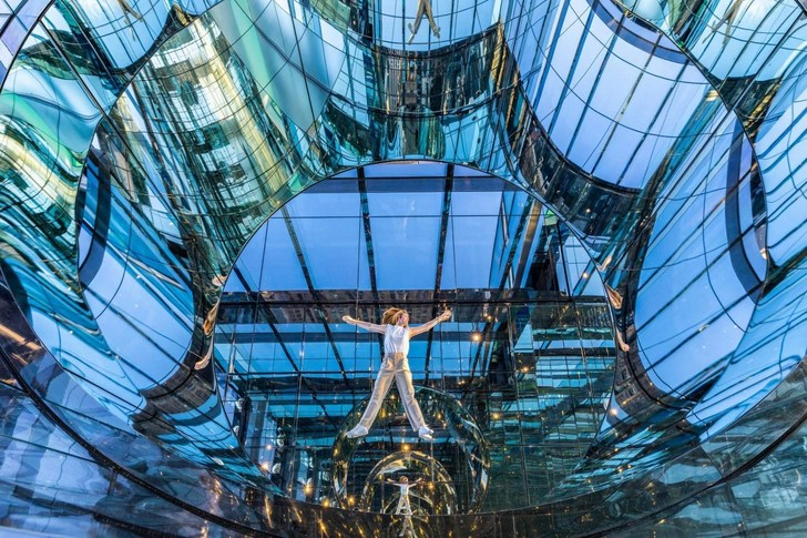 Фото №5 - Смотровая площадка в Нью-Йорке с прозрачным полом