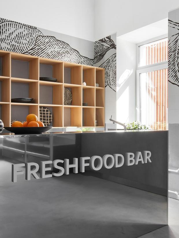 Фото №3 - Маленькое кафе здоровой еды Fresh Food Bar в Москве