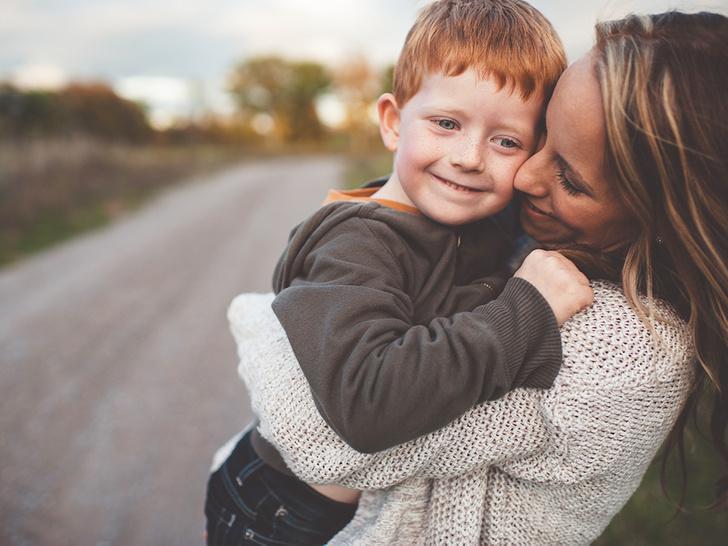 Фото №1 - Как воспитать счастливого ребенка