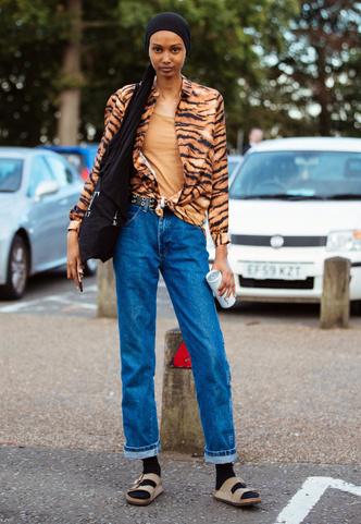Фото №9 - Биркенштоки в городе: с чем носить самые удобные сандалии