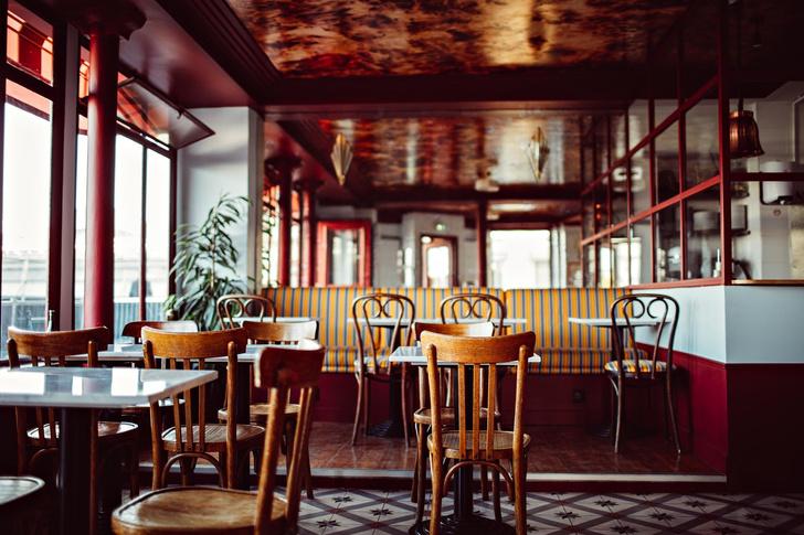 Фото №17 - Отель в Париже по дизайну Люка Эдварда Холла