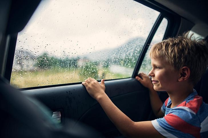 Фото №2 - Что делать, если застигла непогода: 15 правил