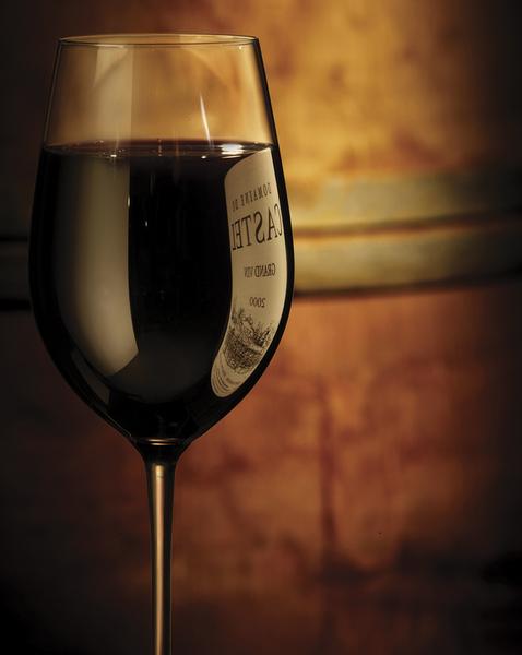 Обязанность сомелье - помочь в выборе вина