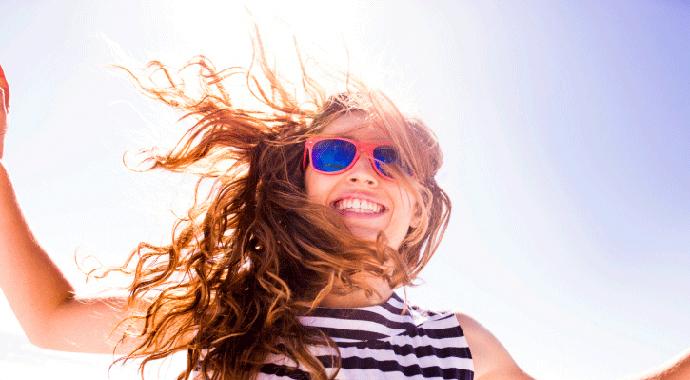 Секрет счастья — в умении радоваться
