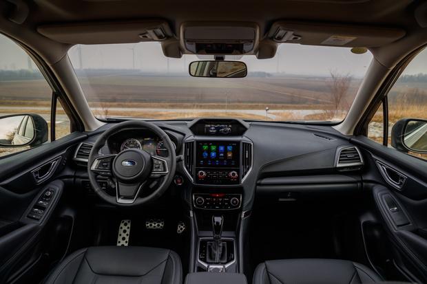 Фото №4 - Subaru Forester— хищник средней полосы