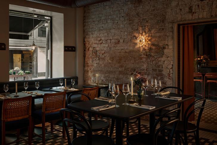 Фото №2 - Французский ресторан Bardot в Хельсинки