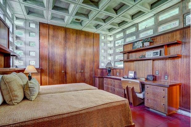 Фото №8 - Kalil House: самый неизвестный дом Фрэнка Ллойда Райта