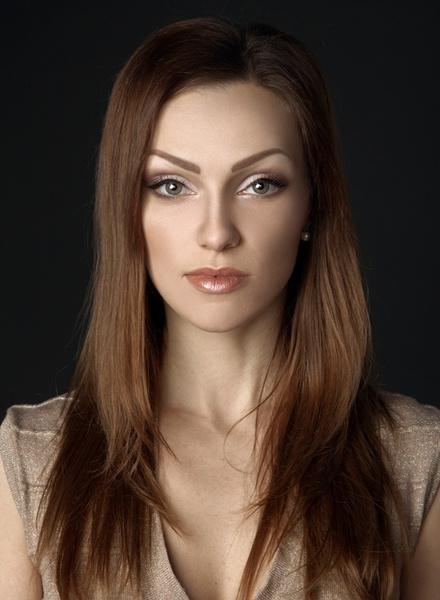 Анна Домникова - красноярская актриса