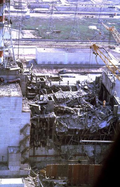 Фото №1 - Как выглядит Чернобыль спустя 35 лет после катастрофы