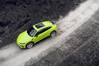 Фото №2 - Тест-драйв: не разбирая дорог— путешествие на суперкроссовере Lamborghini Urus