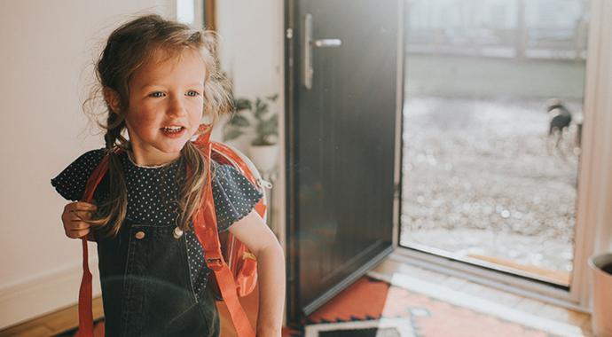 5 идей, чтобы вырастить детей оптимистами
