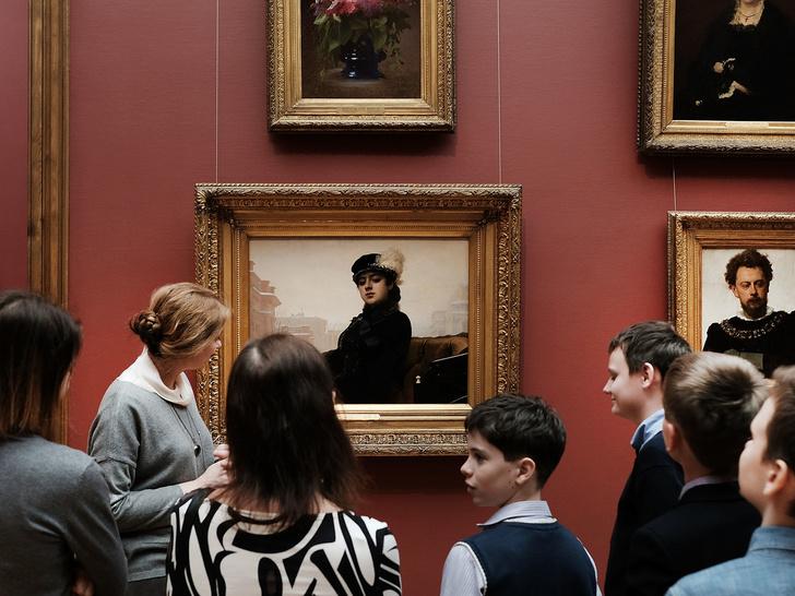 Фото №2 - Самый загадочный портрет русской живописи: кем была девушка с картины «Неизвестная»