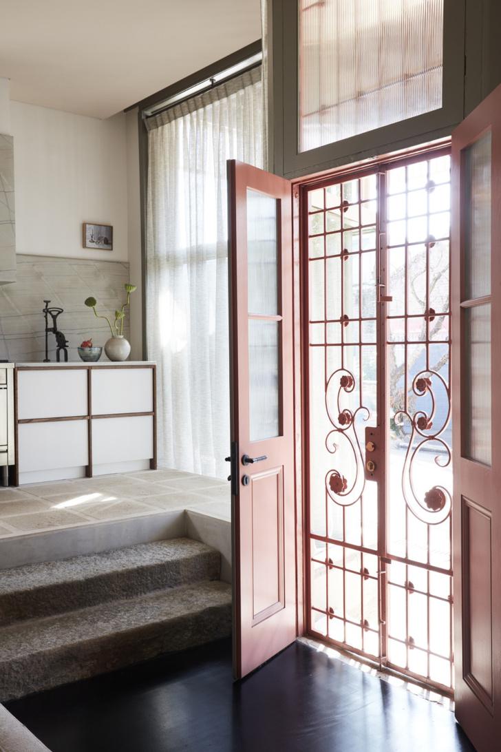 Фото №2 - Квартира в старом доме в Сиднее в эклектичном стиле