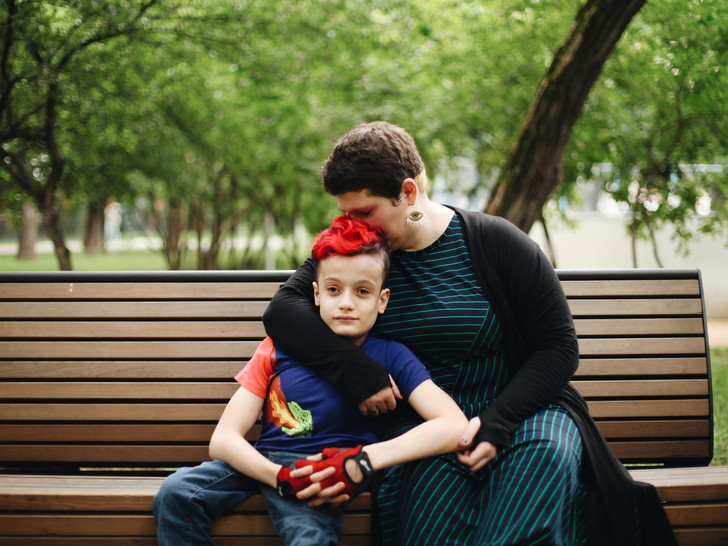 Фото №9 - Чужих детей не бывает: три непростые, но счастливые истории о приемном родительстве