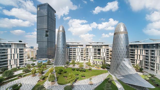 Фото №1 - Banyan Tree Doha: новый отель в Дохе по дизайну Жака Гарсии