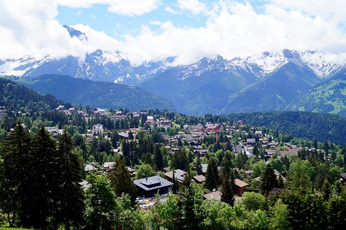 Фото №1 - Летняя Швейцария: горы возможностей для семейного отдыха