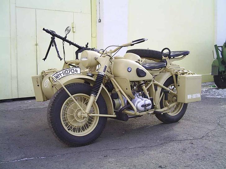 Фото №3 - Что известные автомобильные бренды выпускали во время Второй мировой