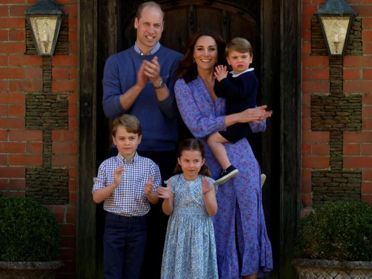 Фото №2 - Трагедия запасных наследников: могут ли Шарлотта и Луи Кембриджские повторить судьбу Гарри