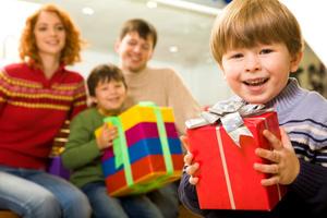 Фото №2 - Что подарить на Новый год?