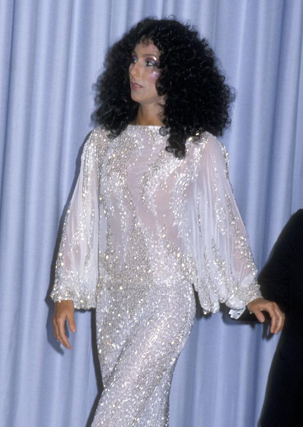 Фото №3 - Лучшие платья «Оскара». 1980-е