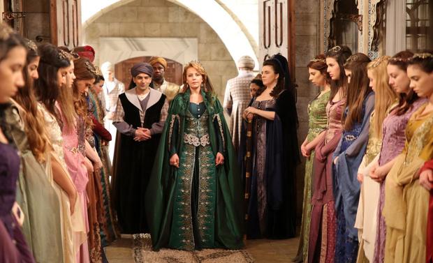 Фото №3 - Могла ли рабыня стать женой султана: вся правда об иерархии в гареме