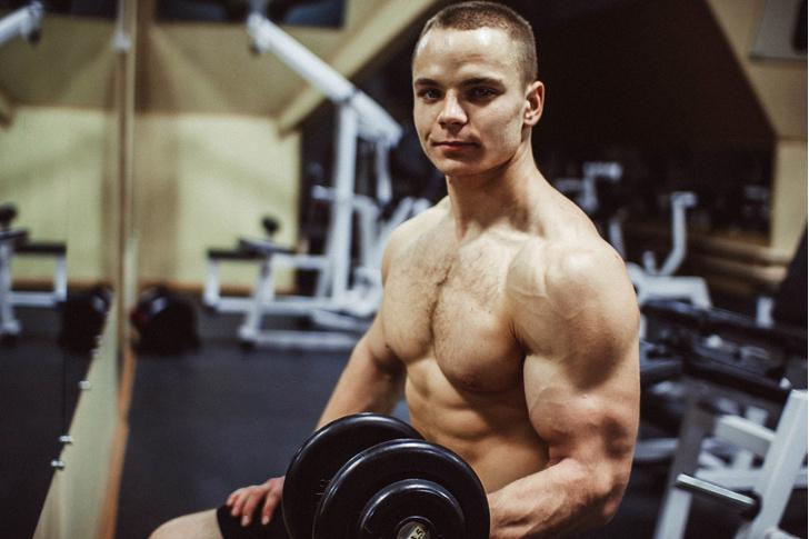 Фото №6 - Сильные мужчины Новокузнецка