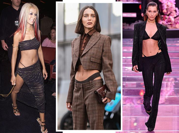 Фото №1 - Модные стринги: как носить главный бельевой тренд года